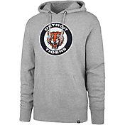 '47 Men's Detroit Tigers Headline Pullover Hoodie