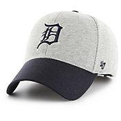 '47 Men's Detroit Tigers Retent MVP Grey Adjustable Hat