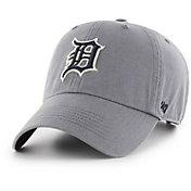 '47 Men's Detroit Tigers Borderline Clean Up Navy Adjustable Hat