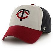'47 Men's Minnesota Twins Clean Up Navy Adjustable Hat