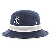 '47 Men's New York Yankees Striped Bucket Hat