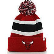 '47 Men's Chicago Bulls Breakaway Knit Hat