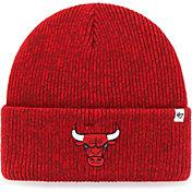 '47 Men's Chicago Bulls Red Knit Hat
