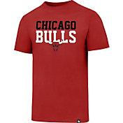 '47 Men's Chicago Bulls Club Red T-Shirt