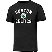 '47 Men's Boston Celtics Club Clover Black T-Shirt