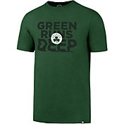 '47 Men's Boston Celtics Green Run Deep Kelly Green T-Shirt