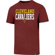'47 Men's Cleveland Cavaliers Club Burgundy T-Shirt