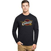 '47 Men's Cleveland Cavaliers Club Navy Long Sleeve Shirt