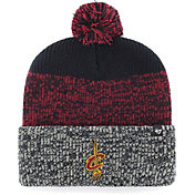 '47 Men's Cleveland Cavaliers Static Navy Knit Hat