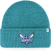 '47 Men's Charlotte Hornets Teal Knit Hat