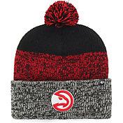 '47 Men's Atlanta Hawks Static Black Knit Hat