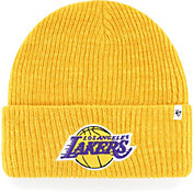 '47 Men's Los Angeles Lakers Gold Knit Hat