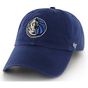 '47 Men's Dallas Mavericks Royal Clean-Up Adjustable Hat