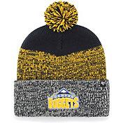 '47 Men's Denver Nuggets Static Navy Knit Hat