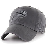 '47 Men's Indiana Pacers Grey Clean Up Adjustable Hat