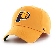 '47 Men's Indiana Pacers Franchise Gold Fitted Hat