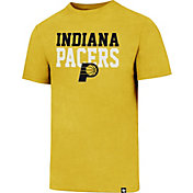 '47 Men's Indiana Pacers Club Gold T-Shirt