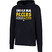 '47 Men's Indiana Pacers Navy Pullover Hoodie