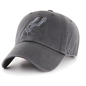 '47 Men's San Antonio Spurs Grey Clean Up Adjustable Hat