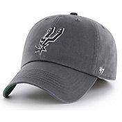'47 Men's San Antonio Spurs Franchise Grey Fitted Hat