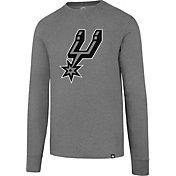 '47 Men's San Antonio Spurs Club Grey Long Sleeve Shirt