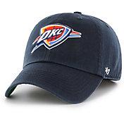 '47 Men's Oklahoma City Thunder Franchise Navy Fitted Hat