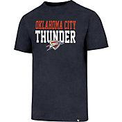 '47 Men's Oklahoma City Thunder Club Navy T-Shirt