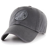 '47 Men's Minnesota Timberwolves Grey Clean Up Adjustable Hat