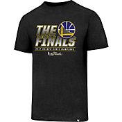 '47 Men's 2017 NBA Finals Golden State Warriors Club Black T-Shirt