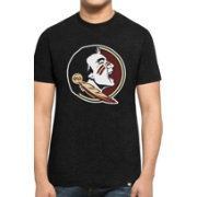 '47 Men's Florida State Seminoles Black Logo Club T-Shirt