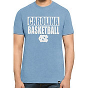 '47 Men's North Carolina Tar Heels Carolina Blue Club Basketball T-Shirt