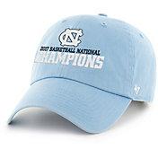 '47 Men's North Carolina Tar Heels 2017 NCAA Men's Basketball National Champions Clean Up Adjustable Hat