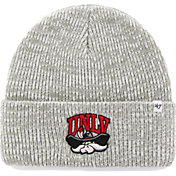'47 Men's UNLV Rebels Grey Brain Freeze Knit Beanie