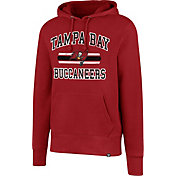 '47 Men's Tampa Bay Buccaneers Headline Red Pullover Hoodie