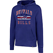 '47 Men's Buffalo Bills Headline Royal Pullover Hoodie