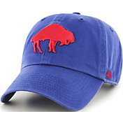 '47 Men's Buffalo Bills Legacy Clean Up Royal Adjustable Hat