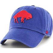 '47 Men's Buffalo Bills Legacy Clean Up Royal Adjustable Hat