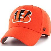'47 Men's Cincinnati Bengals MVP Orange Adjustable Hat