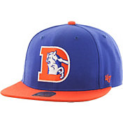 '47 Men's Denver Broncos Legacy Snapback Royal Adjustable Hat