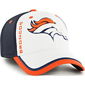 '47 Men's Denver Broncos Crash Line Navy Flex Fit Hat