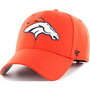 '47 Men's Denver Broncos MVP Orange Adjustable Hat