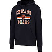 '47 Men's Chicago Bears Headline Navy Pullover Hoodie