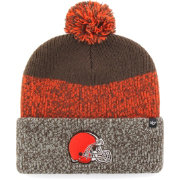 '47 Men's Cleveland Browns Static Cuffed Knit