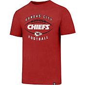 '47 Men's Kansas City Chiefs Club Football Red T-Shirt