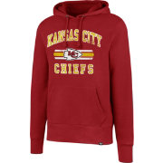 '47 Men's Kansas City Chiefs Headline Red Pullover Hoodie
