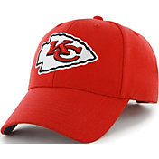 '47 Men's Kansas City Chiefs MVP Red Adjustable Hat