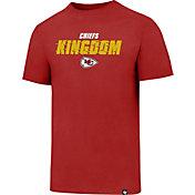 '47 Men's Kansas City Chiefs Kingdom Club Red T-Shirt