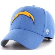 '47 Men's Los Angeles Chargers MVP Blue Adjustable Hat