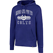 '47 Men's Indianapolis Colts Headline Royal Pullover Hoodie