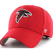 '47 Men's Atlanta Falcons MVP Red Adjustable Hat